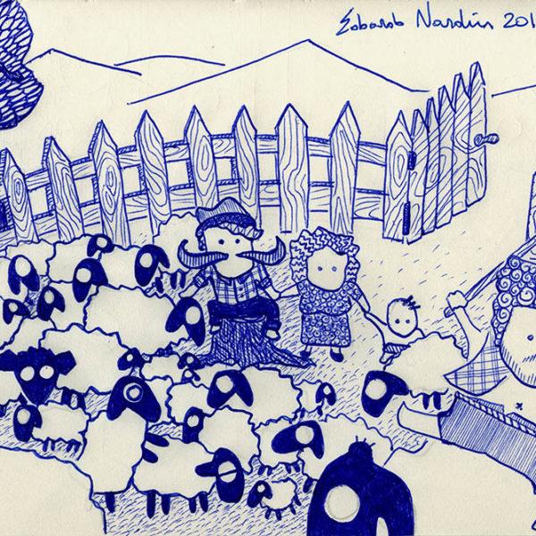 BASSA 2- pecore