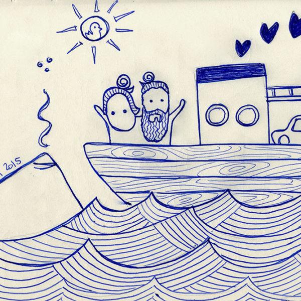 BASSA 7- love boat