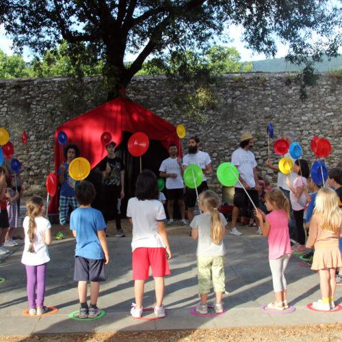 foto scuola di circo 1
