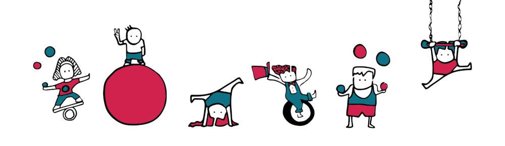 illustrazione scuola di circo-01