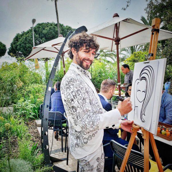 edoardo nardin live painting 7
