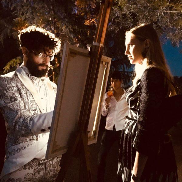 edoardo nardin live painting 8